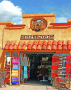 Emporium Photos - New Mexico Emporium by Sharon Kalniz