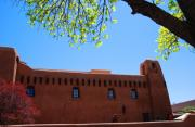 Santa Fe Magic - New Mexico Museum of Art by Susanne Van Hulst