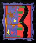 Featured Tapestries - Textiles Posters - New Mexico On My Mind Poster by Teddy Campagna