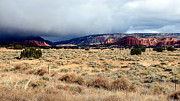 Coolidge Prints - New Mexico Panorama Print by William Oswald