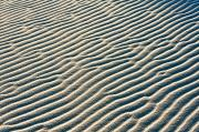 Element Of Earth Framed Prints - New Mexico Sand Patterns Framed Print by Bill Brennan - Printscapes