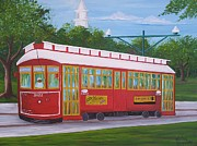Valerie Chiasson-Carpenter - New Orleans Streetcar