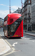 Andrew  Michael - New Routemaster London