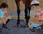 Patricia Barmatz - New Shoe Review Horse...