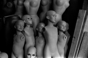 Figures Photo Originals - New World Order by Arni Katz