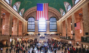 Vanderbilt Prints - New York - Grand Central Terminal Print by Levin Rodriguez