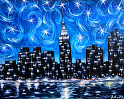 Felicity LeFevre - New York at Night