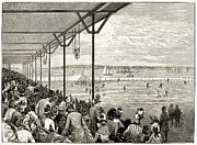 New York Mets Prints - New York: Baseball, 1886 Print by Granger
