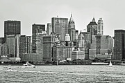 Cities Digital Art Metal Prints - New York City Metal Print by Alexander Mendoza