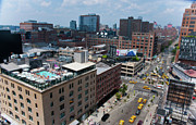 Johnny Sandaire Prints - New York City Meat Packing District Print by Johnny Sandaire