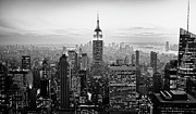 New York City Skyline Photos - New York City by Randy Le