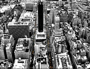 New York Newyork Photo Posters - New-York City Poster by Raymond Earley