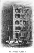 Wall Street Prints - New York: Fraunces Tavern Print by Granger