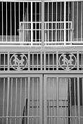 New York Baseball Parks Metal Prints - New York Mets Jail Metal Print by Rob Hans