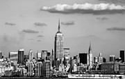 Landscapes Art - New York New York by John Rizzuto