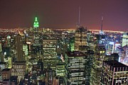 New York City Skyline Photos - New York Skyline by David Gardener
