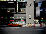 New York Street Print by Alessandro Uggeri