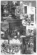 Chatham Prints - New York: Tenement, 1879 Print by Granger