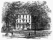 Newark: Mansion, 1876 Print by Granger