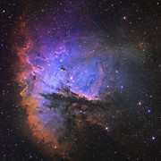 Stellar Photos - Ngc 281, The Pacman Nebula by Don Goldman