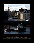 Jim McDonald Photography - NH Working Harbor