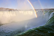 Adventure Digital Art Originals - Niagara Falls by Cosmin Nahaiciuc