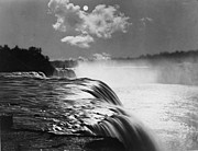 White River Scene Photos - Niagara Light by Henry Guttmann