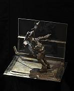 Hockey Sculpture Metal Prints - Nice Check Metal Print by Yack Hockey Art