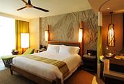 Nice Hotel-room Print by Atiketta Sangasaeng