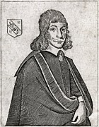 Nicholas Culpeper, English Physician Print by Middle Temple Library