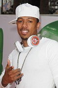 24th Metal Prints - Nick Cannon At Arrivals Metal Print by Everett