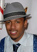 Nick Cannon Art - Nick Cannon In Attendance For Kiis Fms by Everett