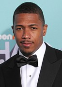 Nick Cannon Art - Nick Cannon In Attendance For Teennick by Everett