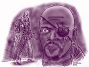 Chris  DelVecchio - Nick Fury- Agent of SHIELD