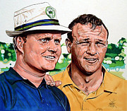 Neal Portnoy - Nicklaus and Palmer