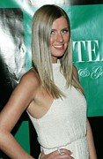 Nicky Hilton Prints - Nicky Hilton At Arrivals Print by Everett