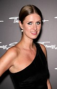 Nicky Hilton Prints - Nicky Hilton In Attendance For Thomas Print by Everett