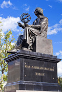 Copernicus Photo Prints - Nicolaus Copernicus Print by Fernando Barozza