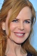 Premiere Framed Prints - Nicole Kidman At Arrivals For Rabbit Framed Print by Everett