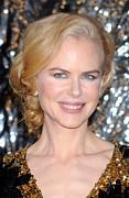 The Ziegfeld Theatre Posters - Nicole Kidman At Arrivals For The Poster by Everett