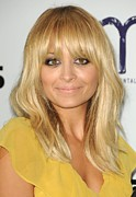 2010s Makeup Posters - Nicole Richie At Arrivals For 2011 Poster by Everett