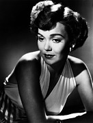 Wyman Prints - Night And Day, Jane Wyman, 1946 Print by Everett