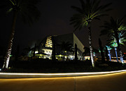 St Pete Photos - Night at the Dali by David Lee Thompson