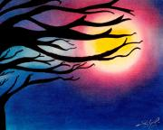 Kill Pastels - Night of Full Moon  by Jalal Gilani
