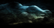 Body Scape Prints - Night Scape Print by David  Naman