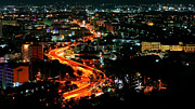 Phalakon Jaisangat - Night view of pattaya...