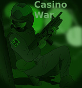 Casino Artist - Night Vision Casino War...