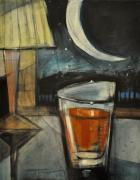 Moon Paintings - Nightcap by Tim Nyberg
