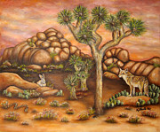 Kathy Shute - Nightlife in Joshua Tree
