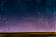 Abstract Night Sky Prints - Nightsky Print by Dale Firth